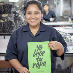 Fashion Revolution | Fair Trade Fashion Artisan Earning a Fair Wage