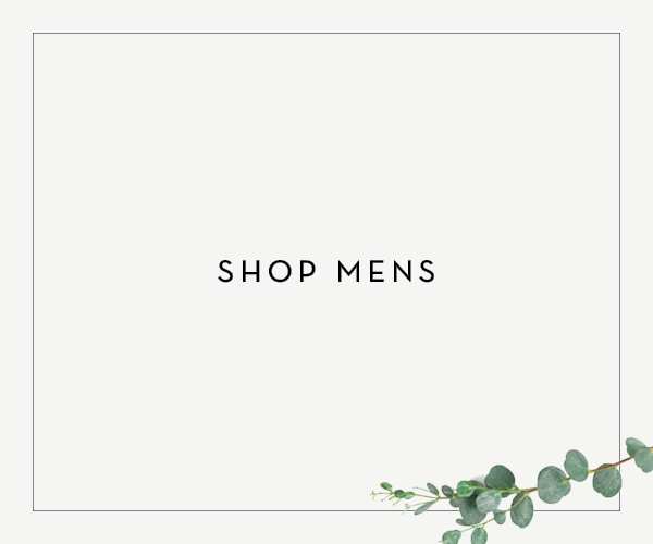 Shop Mens Sustainable Fashion