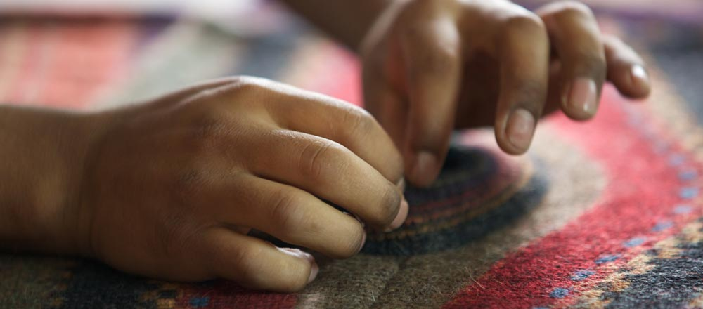 Peru's rich history of textile design | fair trade handcrafted clothing by artisans