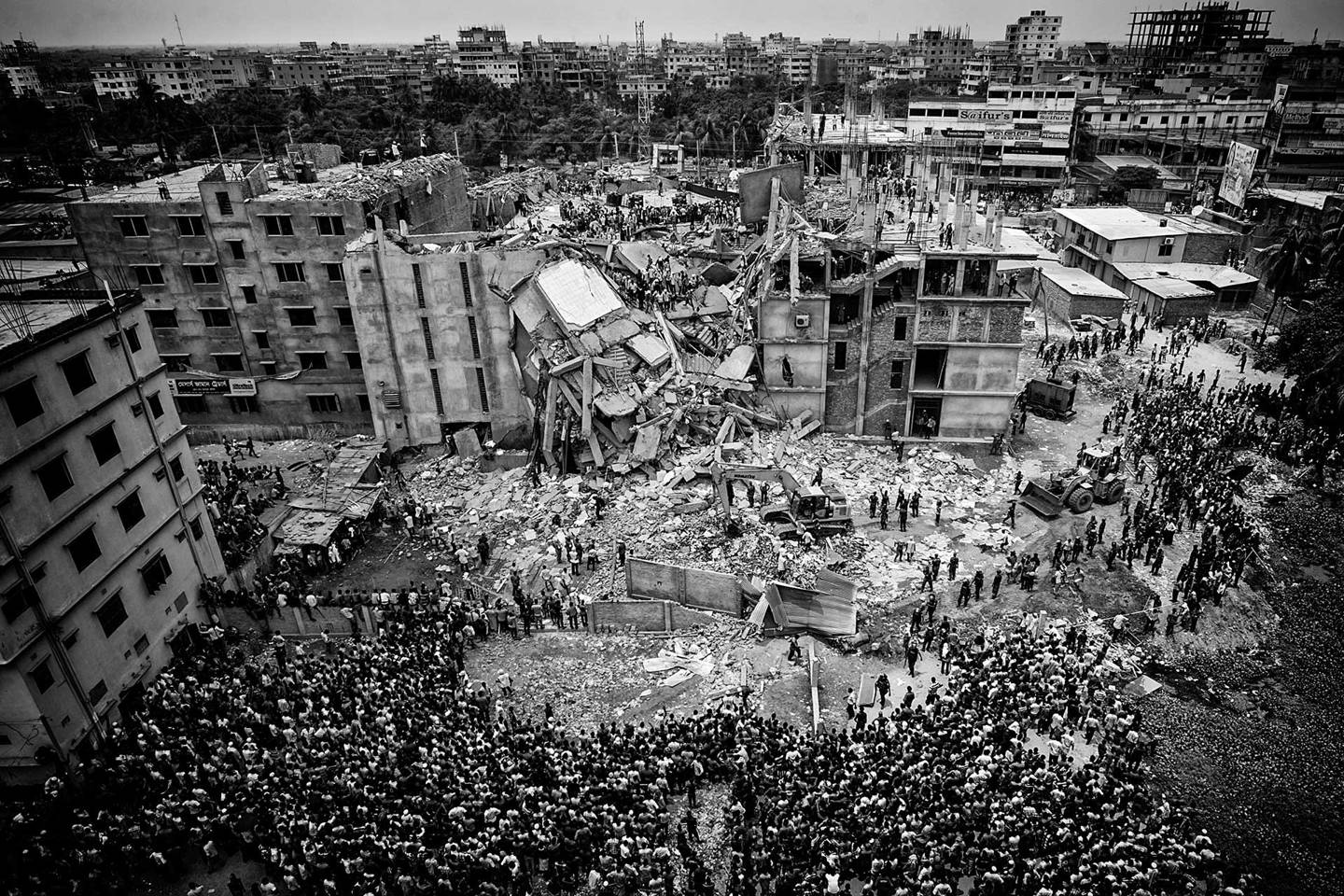 Rana Plaza Factory Collapse Bangladesh 2013 | Fashion Revolution