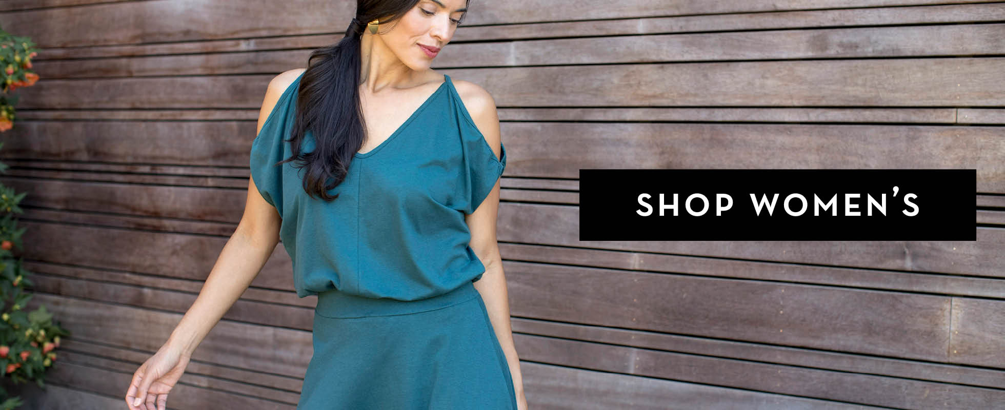 Shop Organic Clothing for Women