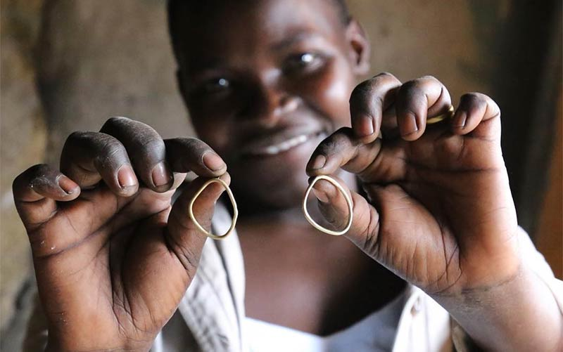 Womens Ethical Jewelry by SOKO made in Kenya