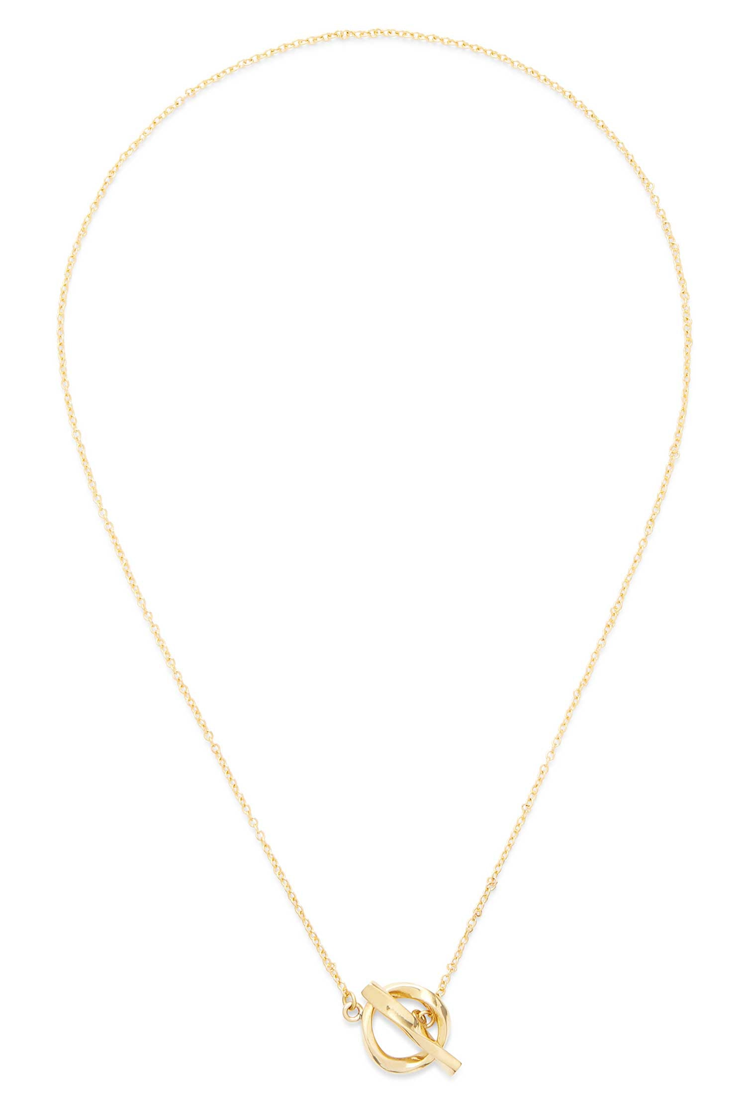 Twist Lariat Necklace