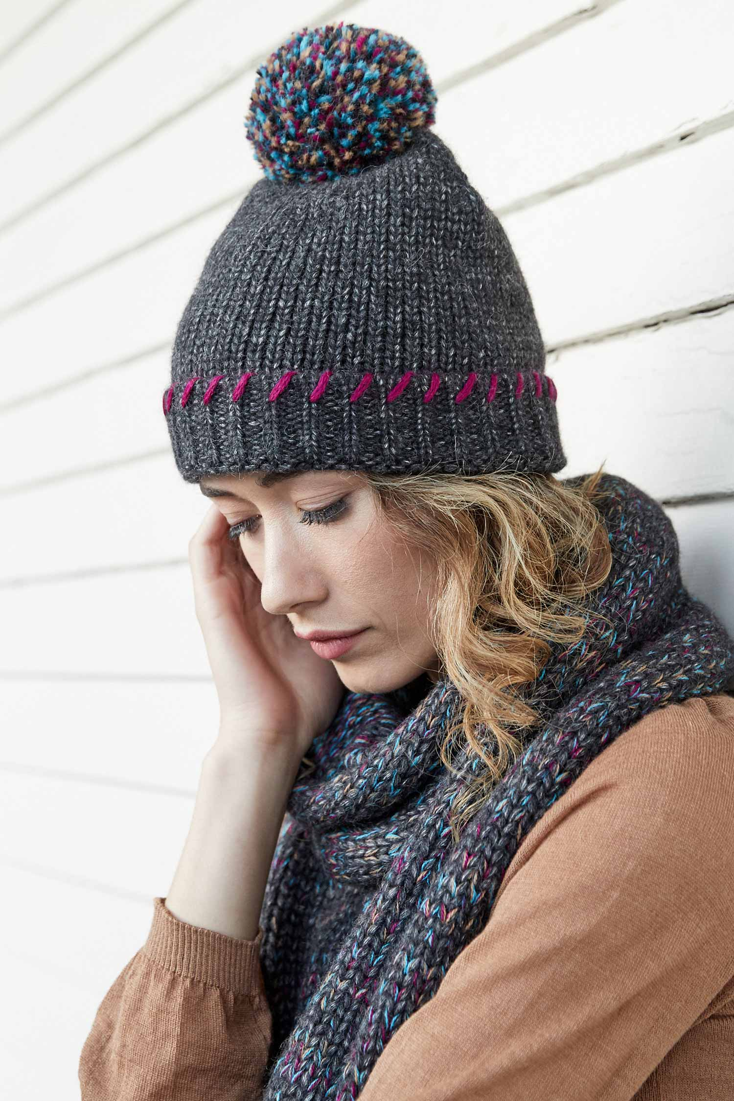 a2cc80429be Womens Knit Hat