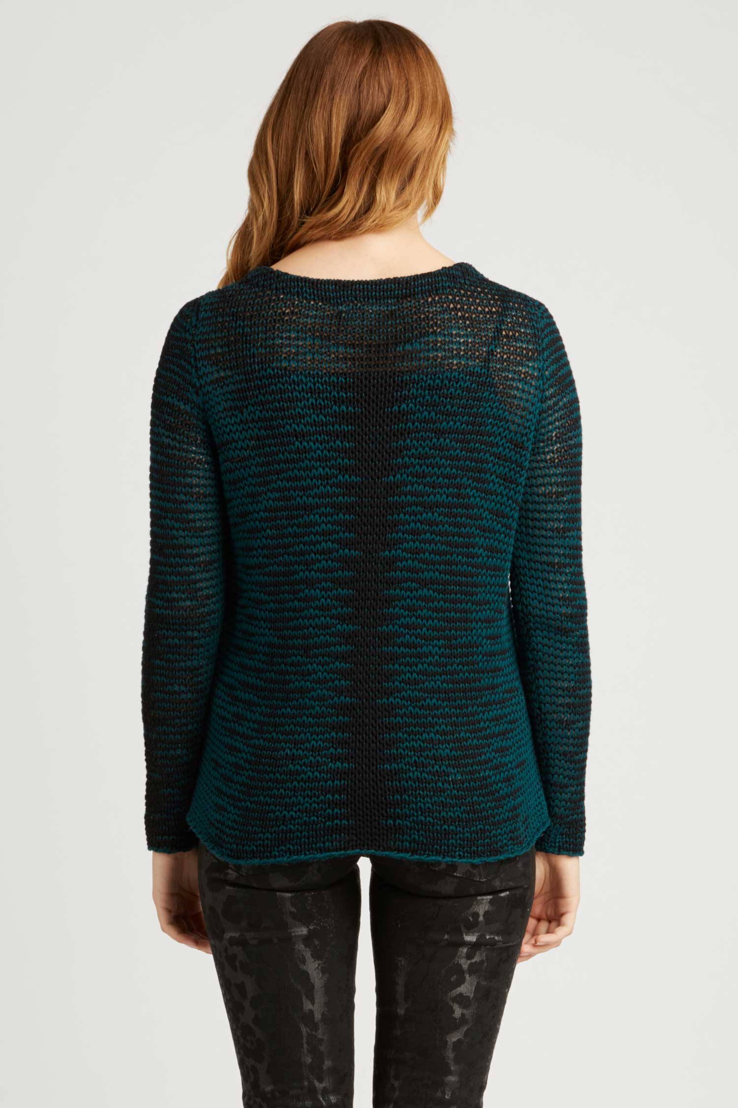 Womens Eco Friendly Knit Sweater | Organic + Fair Trade Clothing