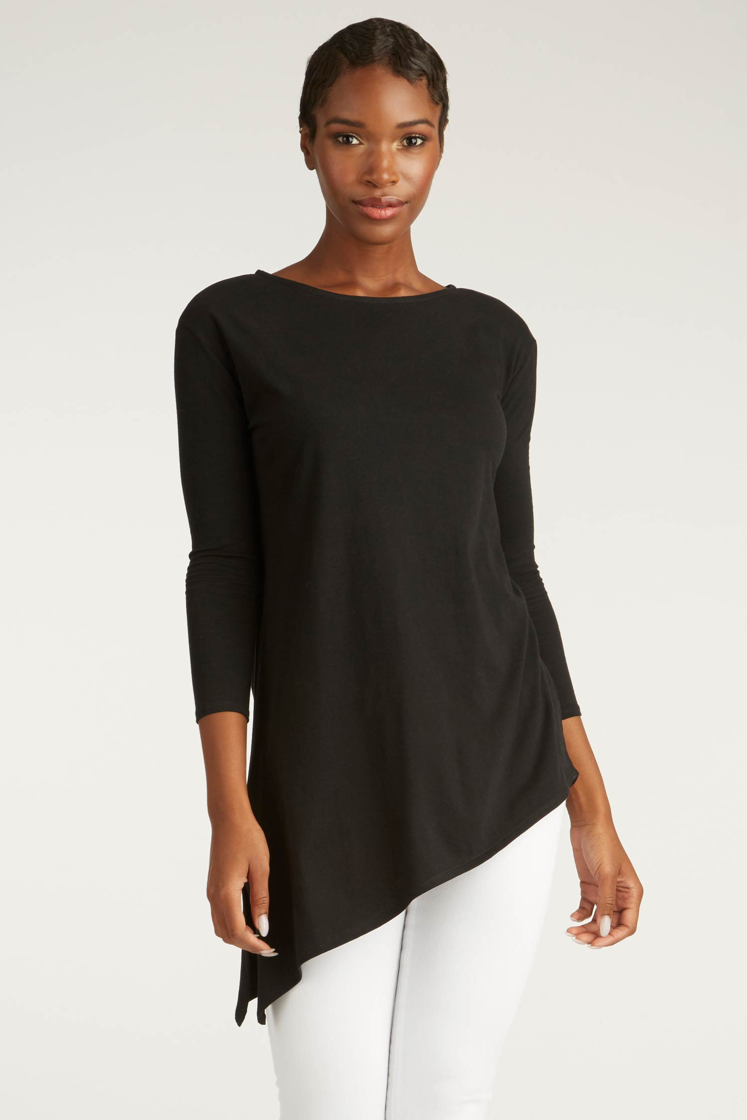 Asymmetrical Tunic
