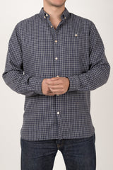 Mens Checked Flannel Shirt