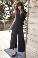 Wrap Jumpsuit - Indigenous