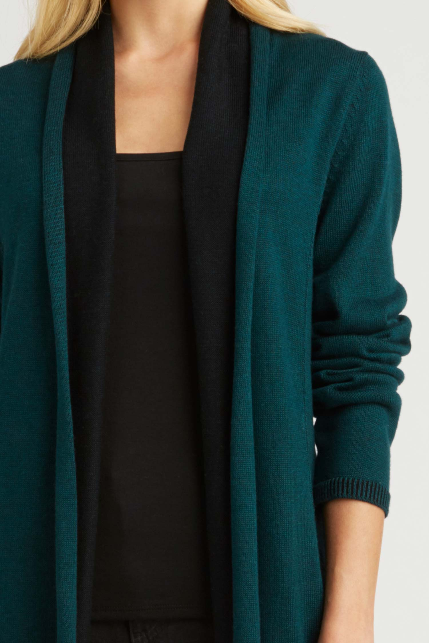 Womens Luxury Reversible Cardigan | Fair Trade Clothing