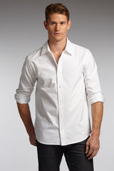 Mens Oxford Dress Shirt - Indigenous