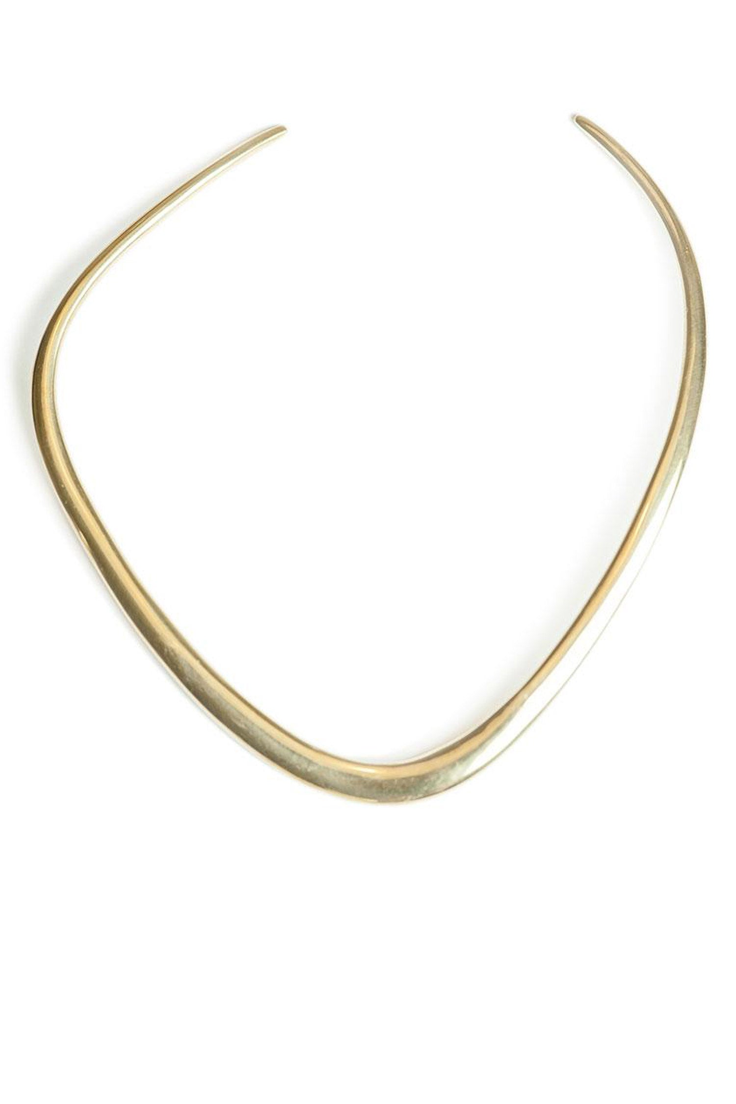 Soko Sabi Choker Necklace | Brass Choker | Ethical Jewelry by Soko