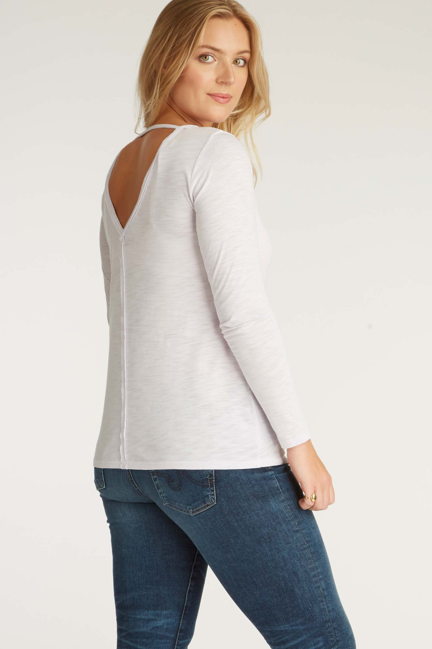 Reversible V Back Top - Indigenous