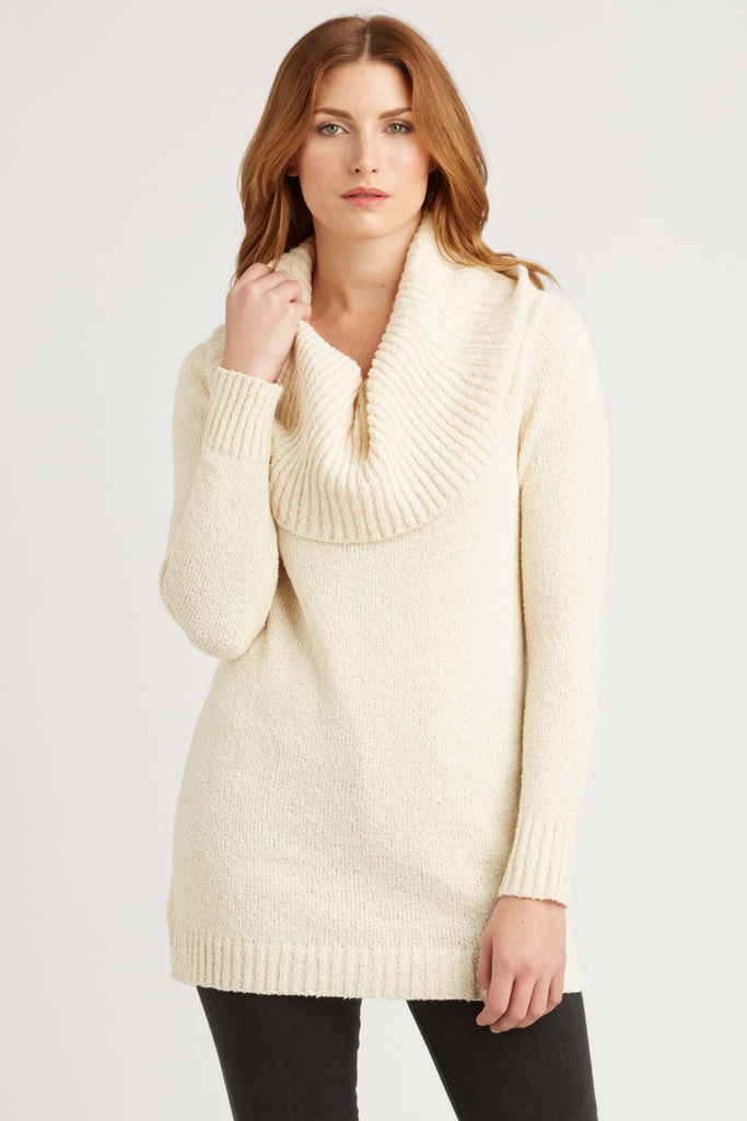 PURE Bardot Pullover Sweater