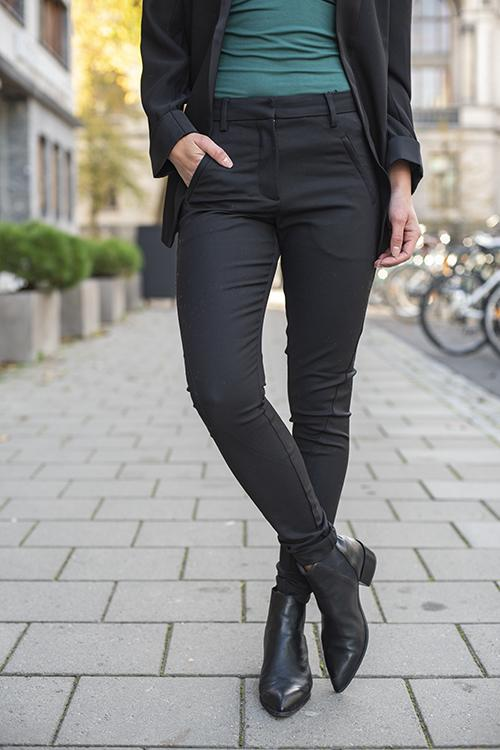 FIVE UNITS - Angelie 238 Black Pants