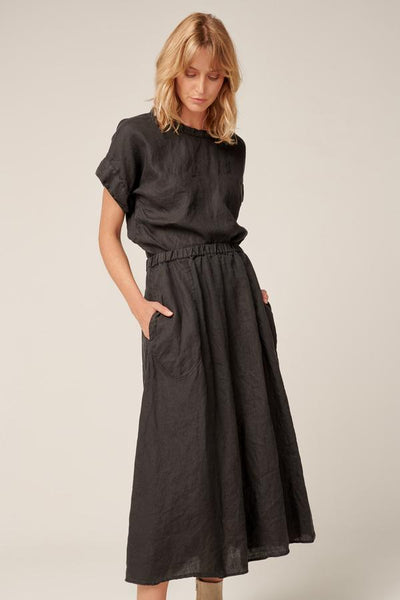 PRIMNESS - Amalfi Skirt (Black)
