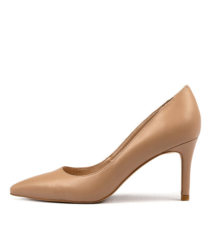 TOP END - Barrios 'Dark Nude Leather'