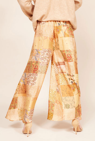 MES DEMOISELLE - Pachamama Patchwork Pants