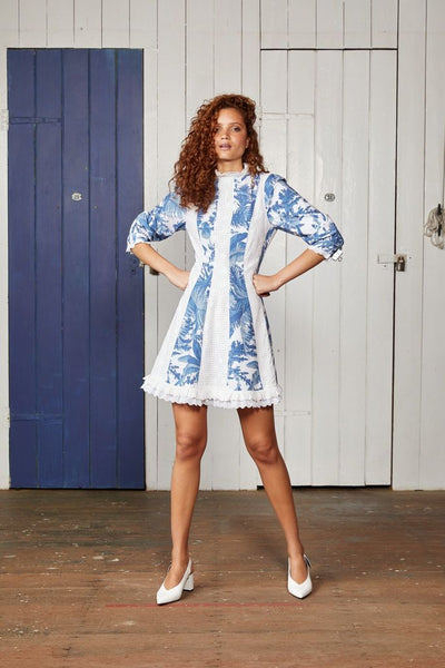 BINNY - Clipper A-Line Dress