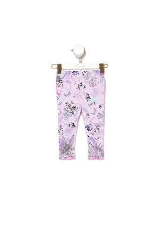 CAMILLA - Babies Leggings W/Frill DAWN OF UNIVERSE