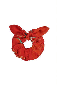 CAMILLA - Scrunchie FORBIDDEN FRUIT