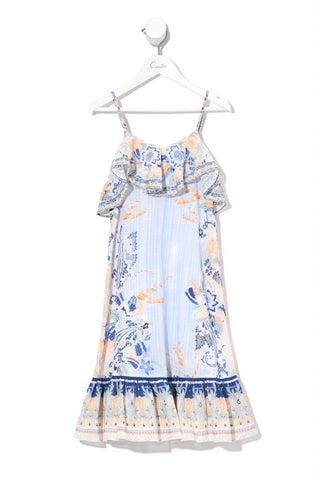 CAMILLA - Infants Frill Hem Dress  FRASER FANTASIA