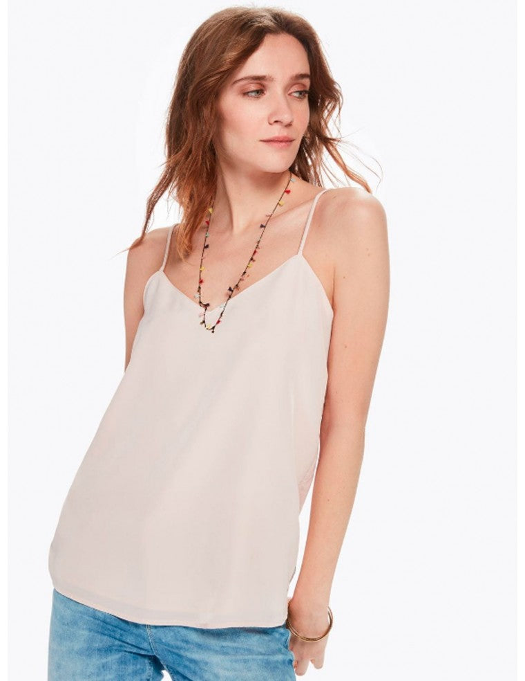 SCOTCH & SODA - Signature Basic Cami 'Pink'