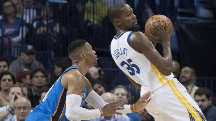 No Joy: 3 Observations from the Warriors' Game 18 Loss to the Thunder (13-5)