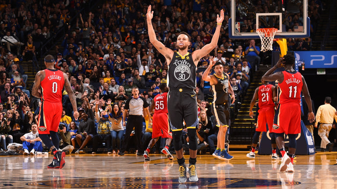 Easy-Peasy: 2 Observations from the Warriors' Game 20 Win Over the Pelicans (15-5)