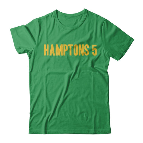 Hamptons 5 Straight Up Tee - Kelly Green