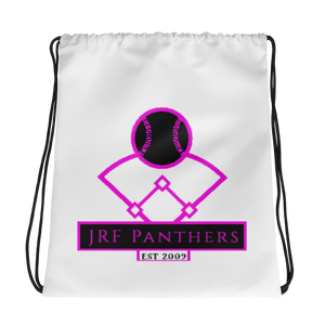 JRF Panthers Drawstring Bag