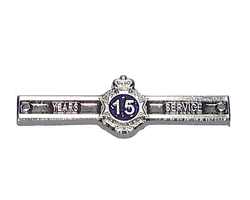 Queensland Police Service - New 15 years service medal clasps