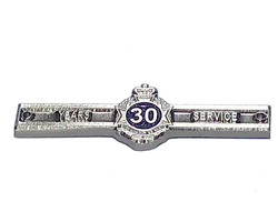 Queensland Police Service - New 30 years service medal clasps