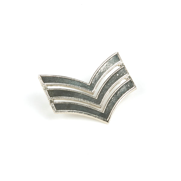 QPS Sergeant Rank Insignia (set of 2) - Queensland Police Health & Recreation Association