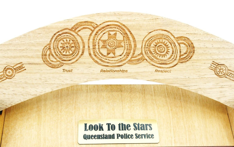Look to the stars: Boomerang - Queensland Police Health & Recreation Association