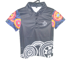 Queensland Police Service (LTTS) Kids Polo - Junior Officer