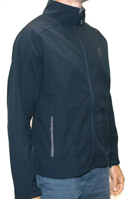 QPS Mens Geneva Softshell Jacket - Queensland Police Health & Recreation Association