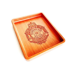 Queensland Police Service Coin/Key Tray