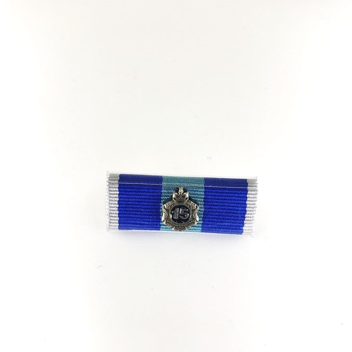 Queensland Police Service Ribbon Bars - New QPS Medals - 15 Years