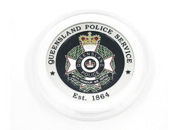 FQPM - Standard Challenge Coin - Queensland Police Health & Recreation Association