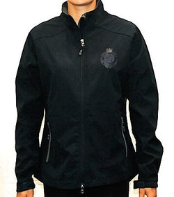 QPS Ladies Geneva Softshell Jacket - Queensland Police Health & Recreation Association