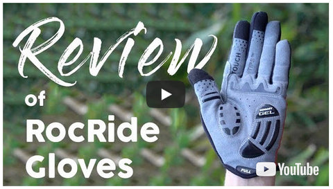 RocRide® Full Fingered Glove Review