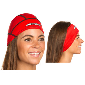 RocRide Headband and Skull Cap Combo Men or Women