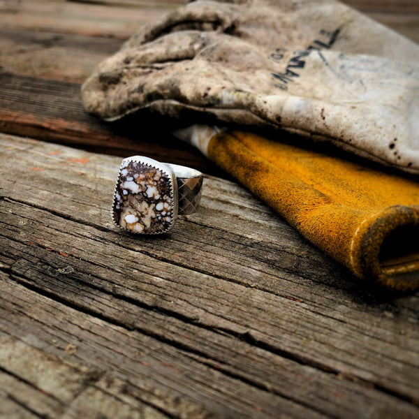Wild Horse Men's Ring // Size 11