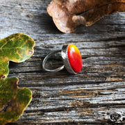 'Autumn' Rosarita Ring // Size 6.5