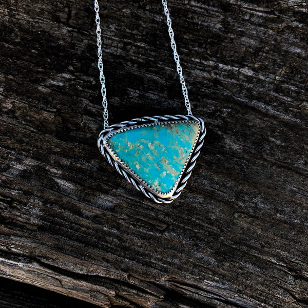 Emerald Valley Turquoise Triangle