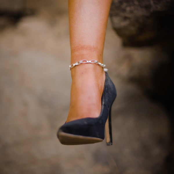 'Abilene' Rein Chain Anklet // Made to Order