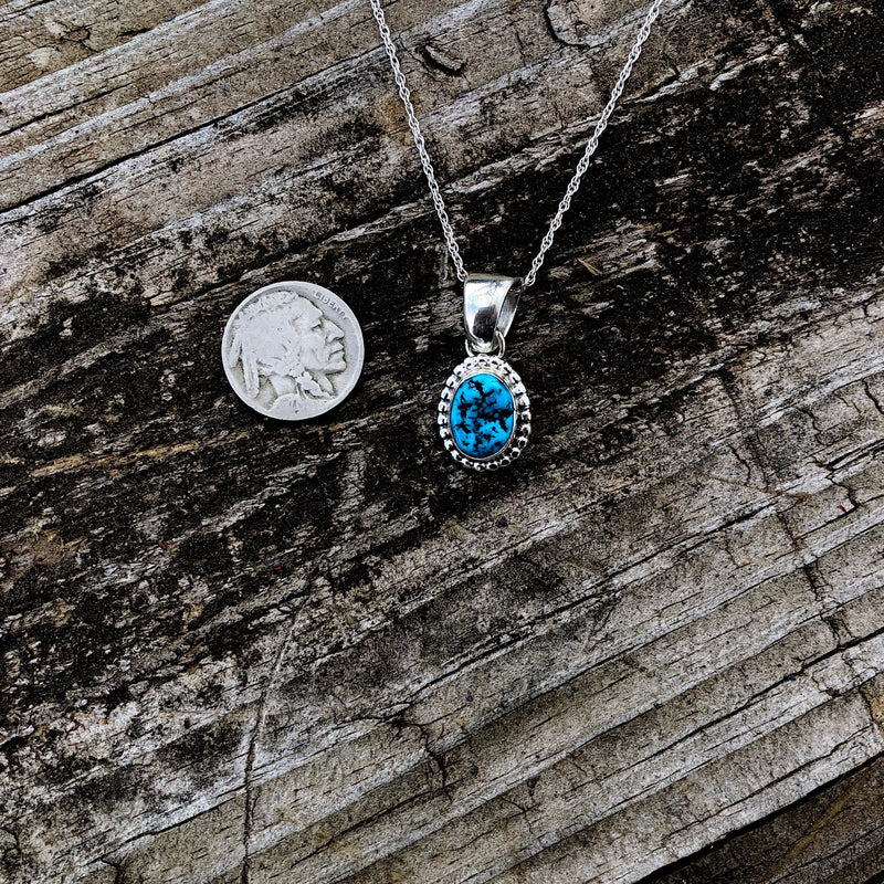 American Turquoise Necklace