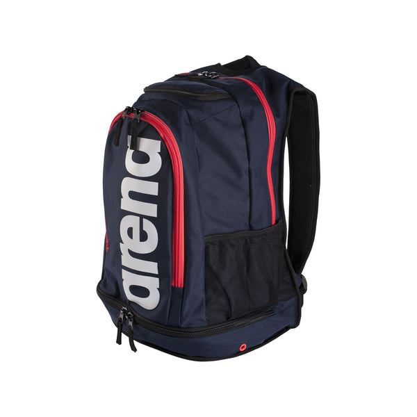 Arena Fastpack Core Dark Blue/Red