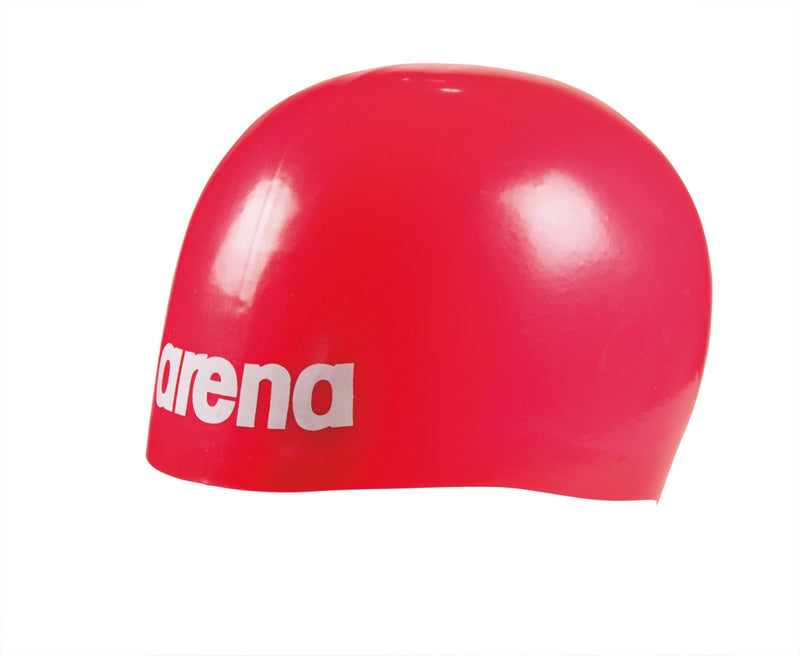 Arena swimcap Moulded Pro II Red