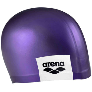 Arena swimcap Logo Moulded Purple